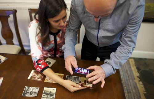 Genealogy and family history