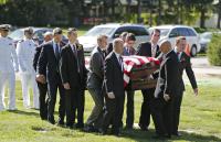 Scott, Richard G. Funeral