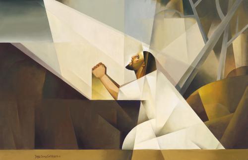 Gethsemane Jesus is My Light