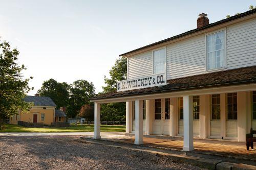 Historic Kirtland: Newel K. Whitney Store