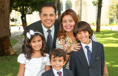 Die Familie Cavalcante heute