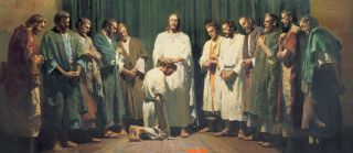 Christ Ordaining the Apostles (Christ Ordaining the Twelve Apostles)