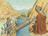 Nephites shooting arrows
