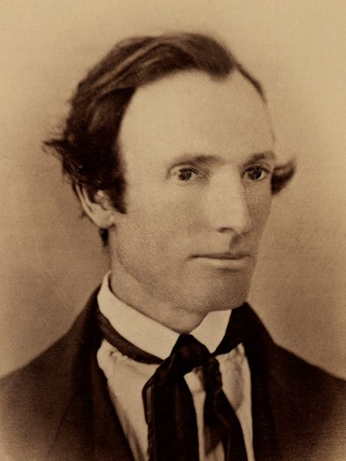 Oliver Cowdery ca. 1880s