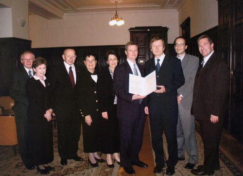 Slovakia: Elder David A. Bednar