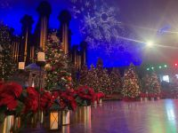 Conference Center Stage- Christmas