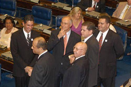 Brazil: Senate Floor