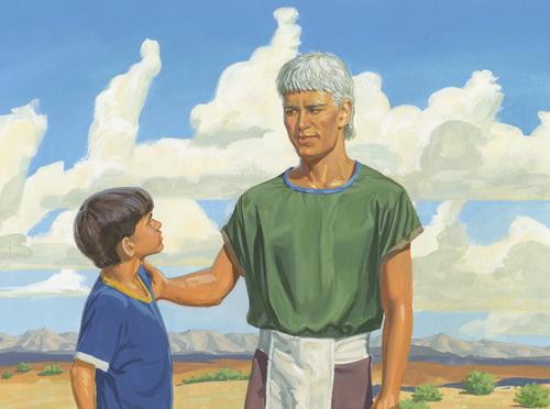 Ammaron and Mormon