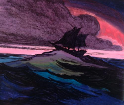 Lehi and sailing to America