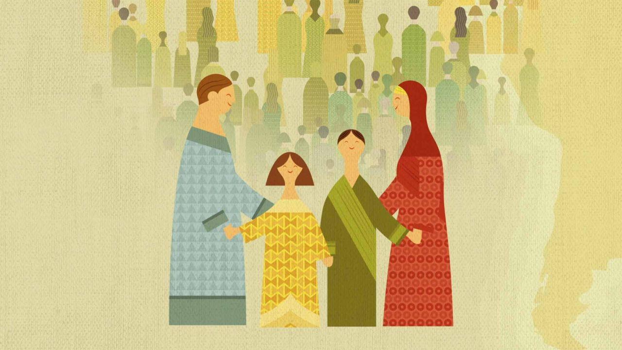 Una familia aprende que Dios habla por medio de profetas