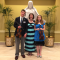 Pennsylvania: Mother, Son, and Daughter and Violins