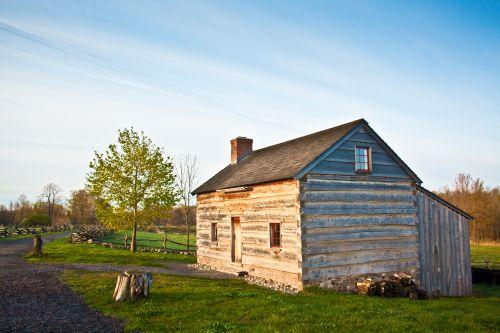 New York. Ontario Co. Manchester. Smith family farm