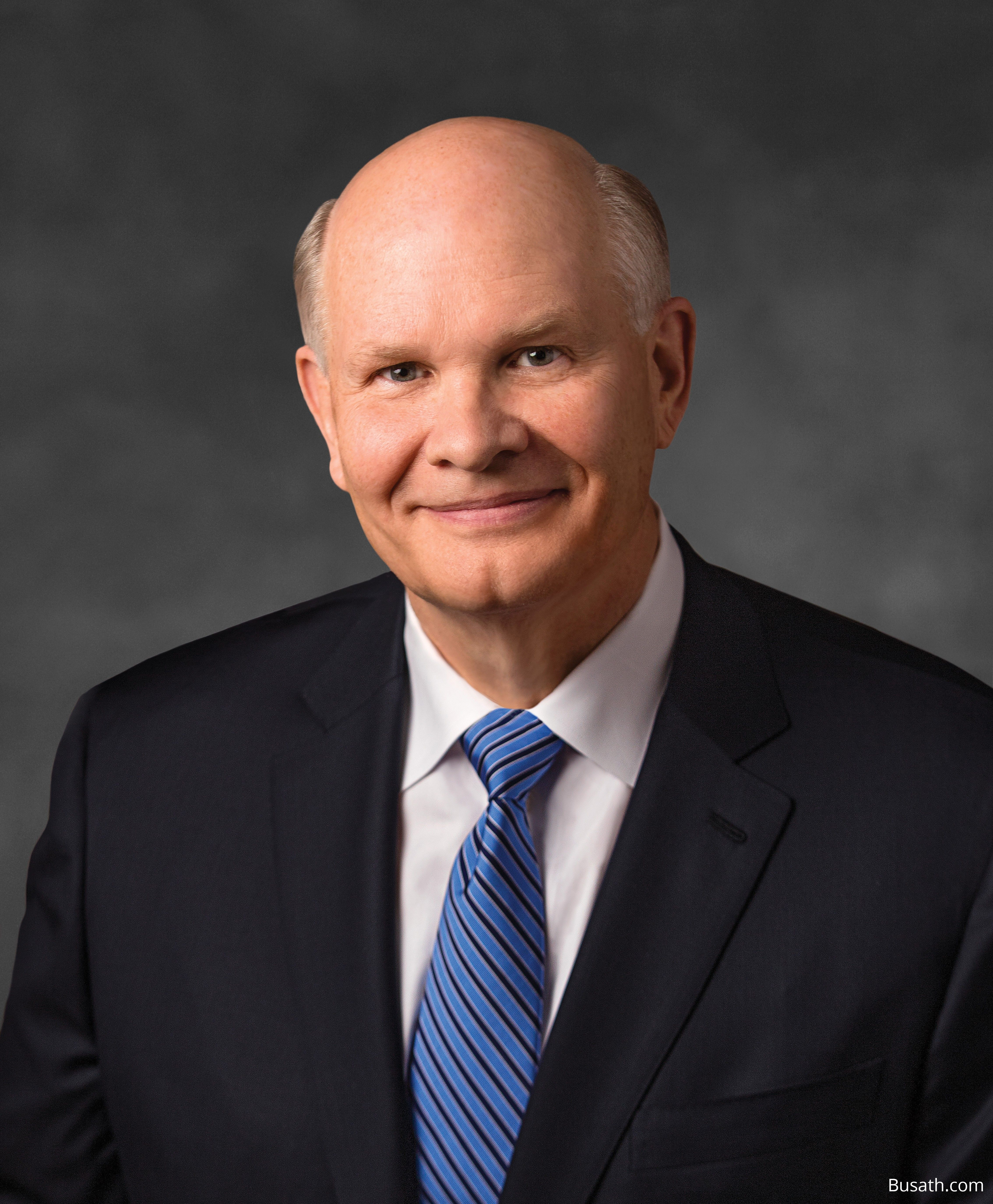 The Official Portrait of Dale G. Renlund.