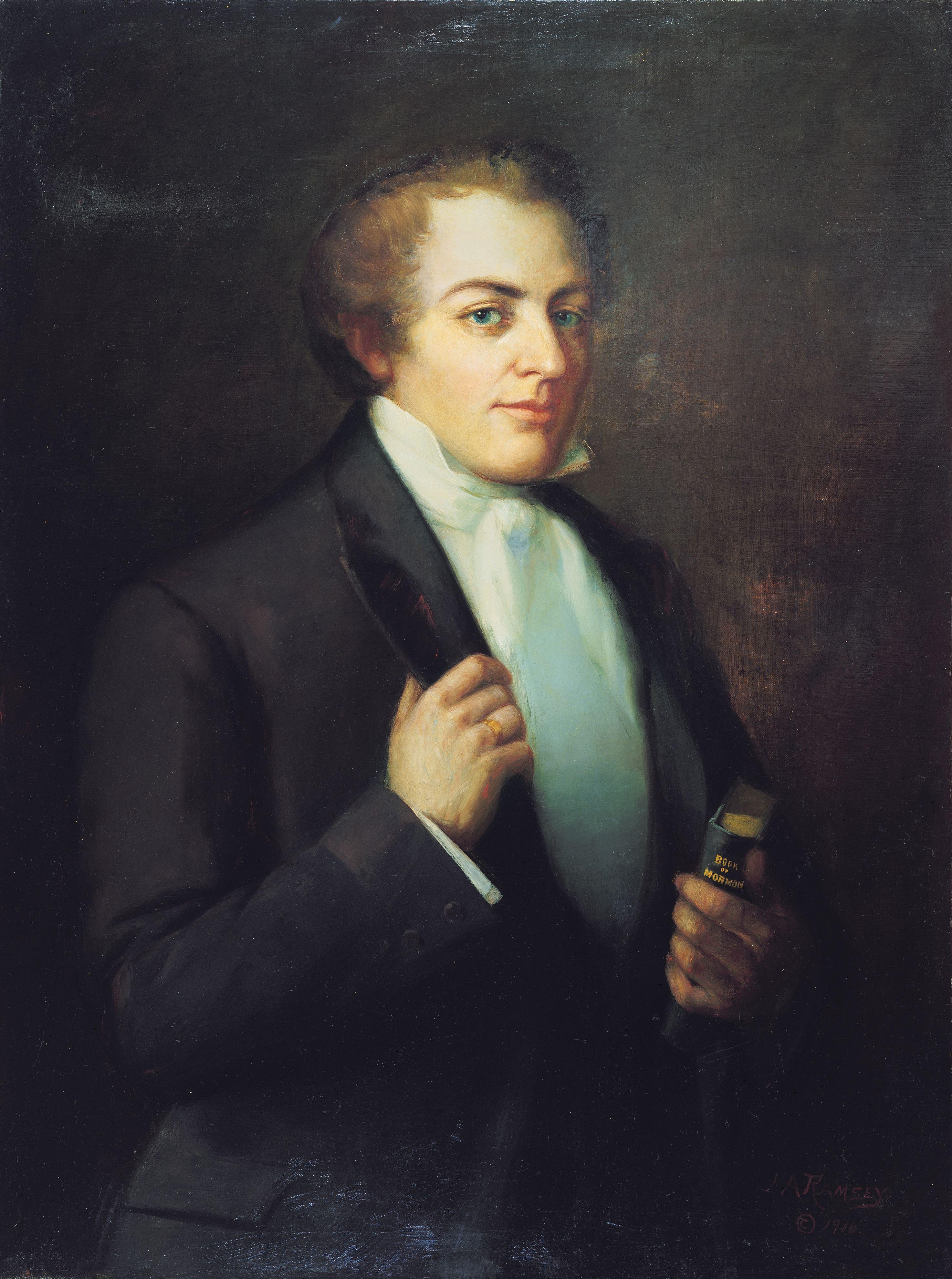 Joseph Smith, Jr., by Lewis A. Ramsey