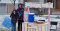 Kids and Hot Chocolate Stand