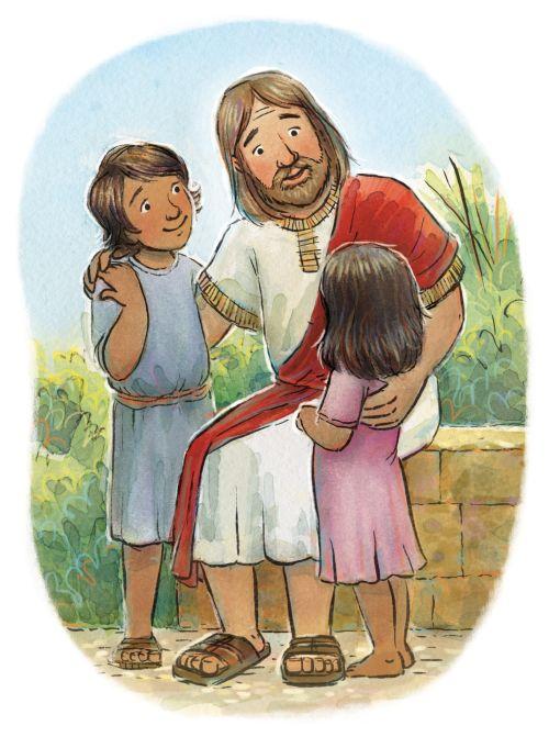 Book of Mormon Stories: Jesus Visits the Nephites