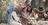 Jesus with children on his lap