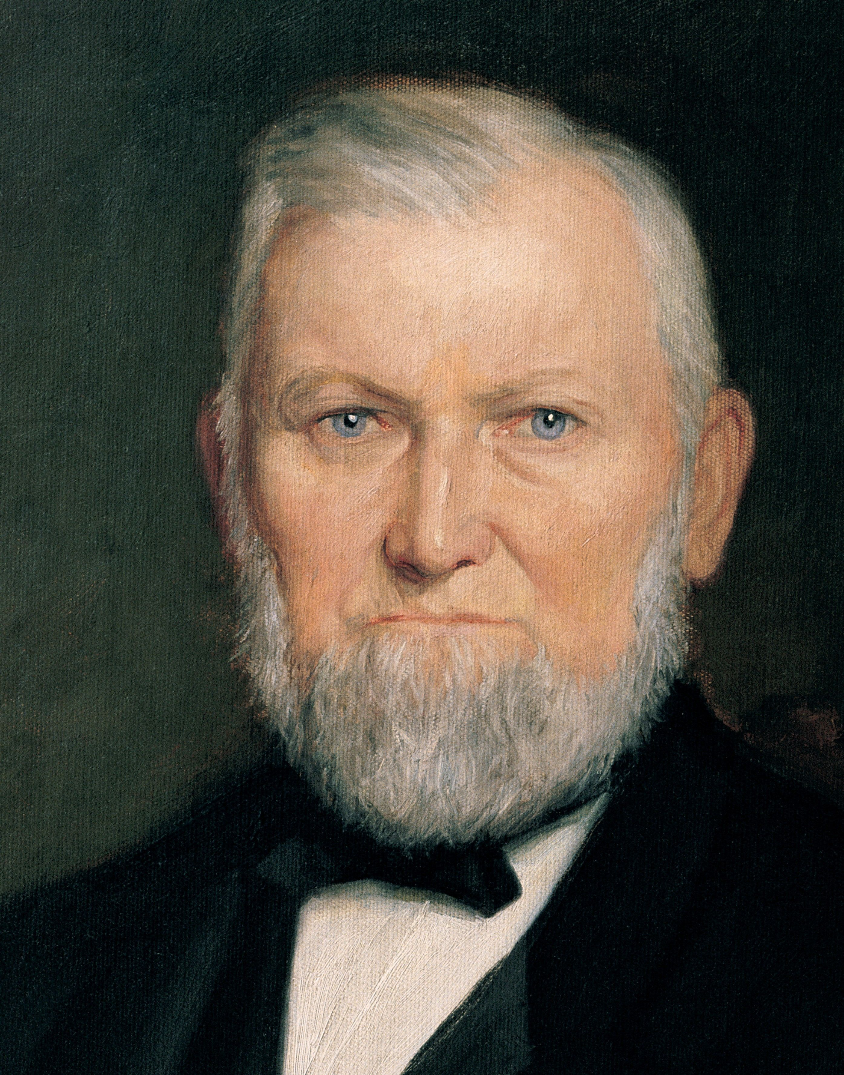 Wilford Woodruff, by H. E. Peterson; GAK 509; Our Heritage, 98–102. President Wilford Woodruff served as the fourth President of the Church from 1889 to 1898.
