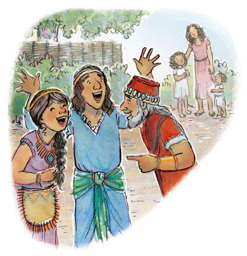 Book of Mormon Stories: Mormon Writes on the Golden Plates
