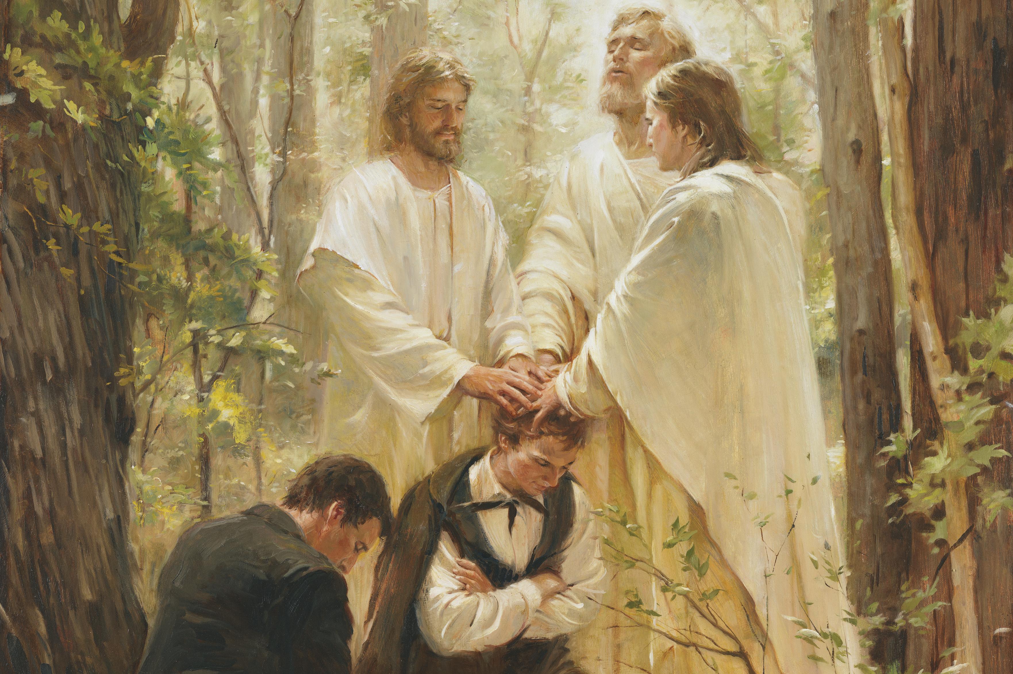 Restoration of the Melchezedek Priesthood