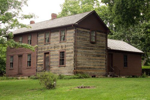 Illinois. Hancock Co. Nauvoo. Smith, Joseph homestead