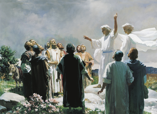 The Ascension of Jesus (The Ascension)