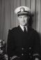 Richard G. Scott in navy uniform