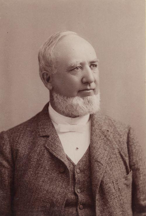 George Q. Cannon portrait collection [ca. 1860s-1890s]