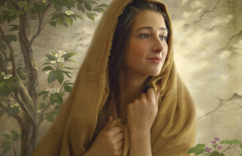 Mary Kept these Things and Pondered them in Her Heart