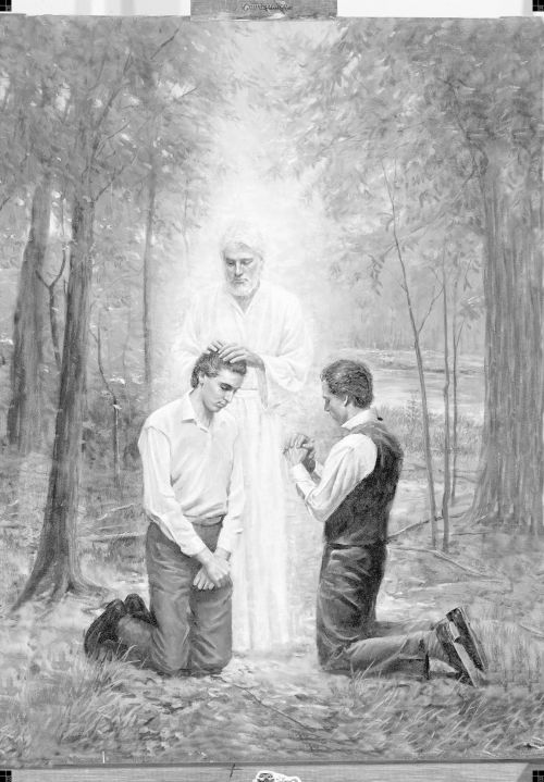 Restoration of the Aaronic Priesthood, The