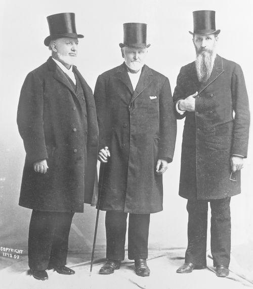 First Presidency. 1893