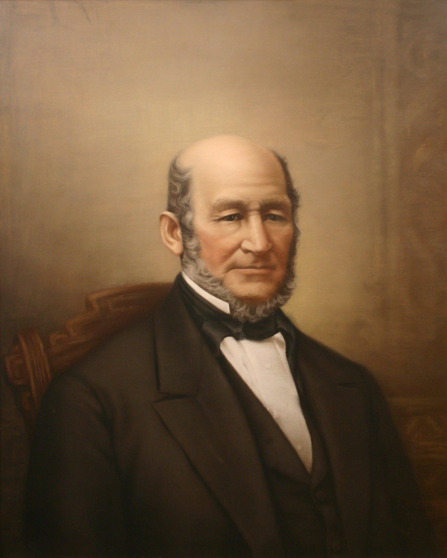 Heber C. Kimball, by John Willard Clawson