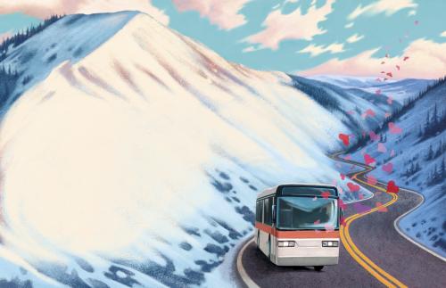 Taking the Bus to Kolob