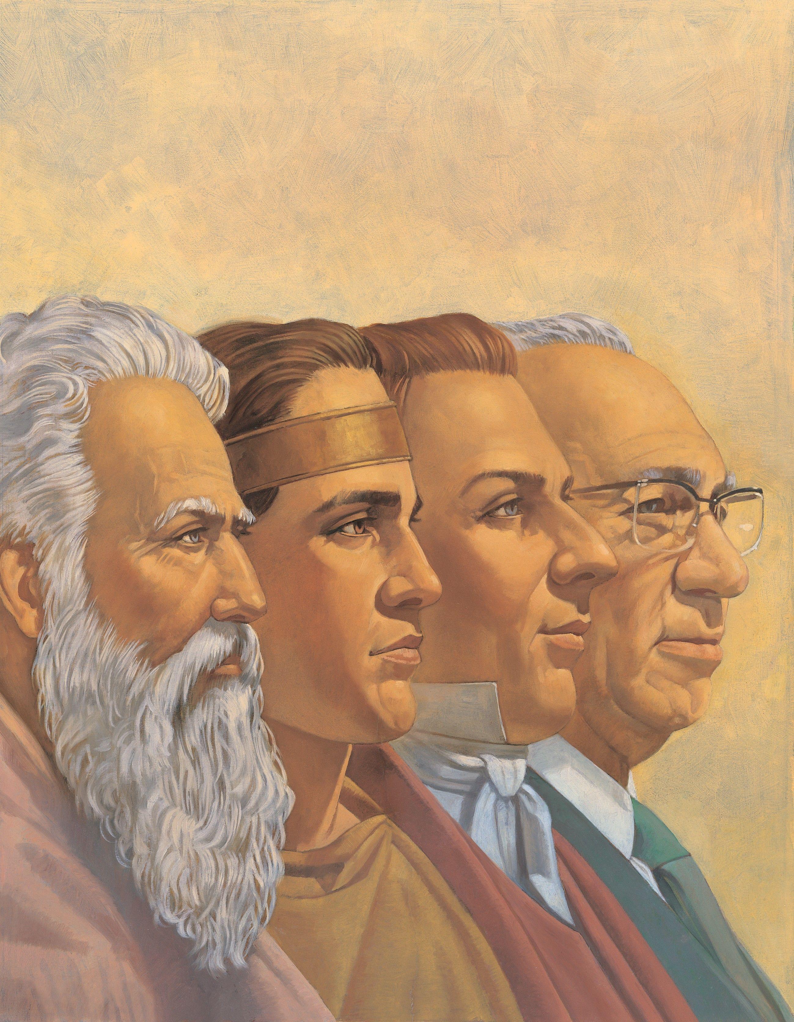 Four Prophets, by Robert T. Barrett