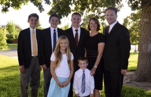Die Familie Openshaw