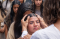 Christ Heals a Blind Girl