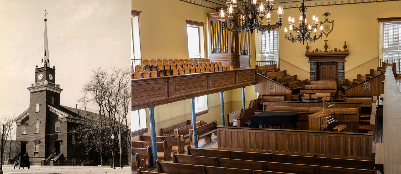 Pine Valley: More than a Chapel