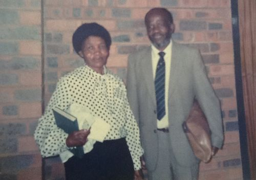 South Africa: Moses and Elizabeth Mahlangu