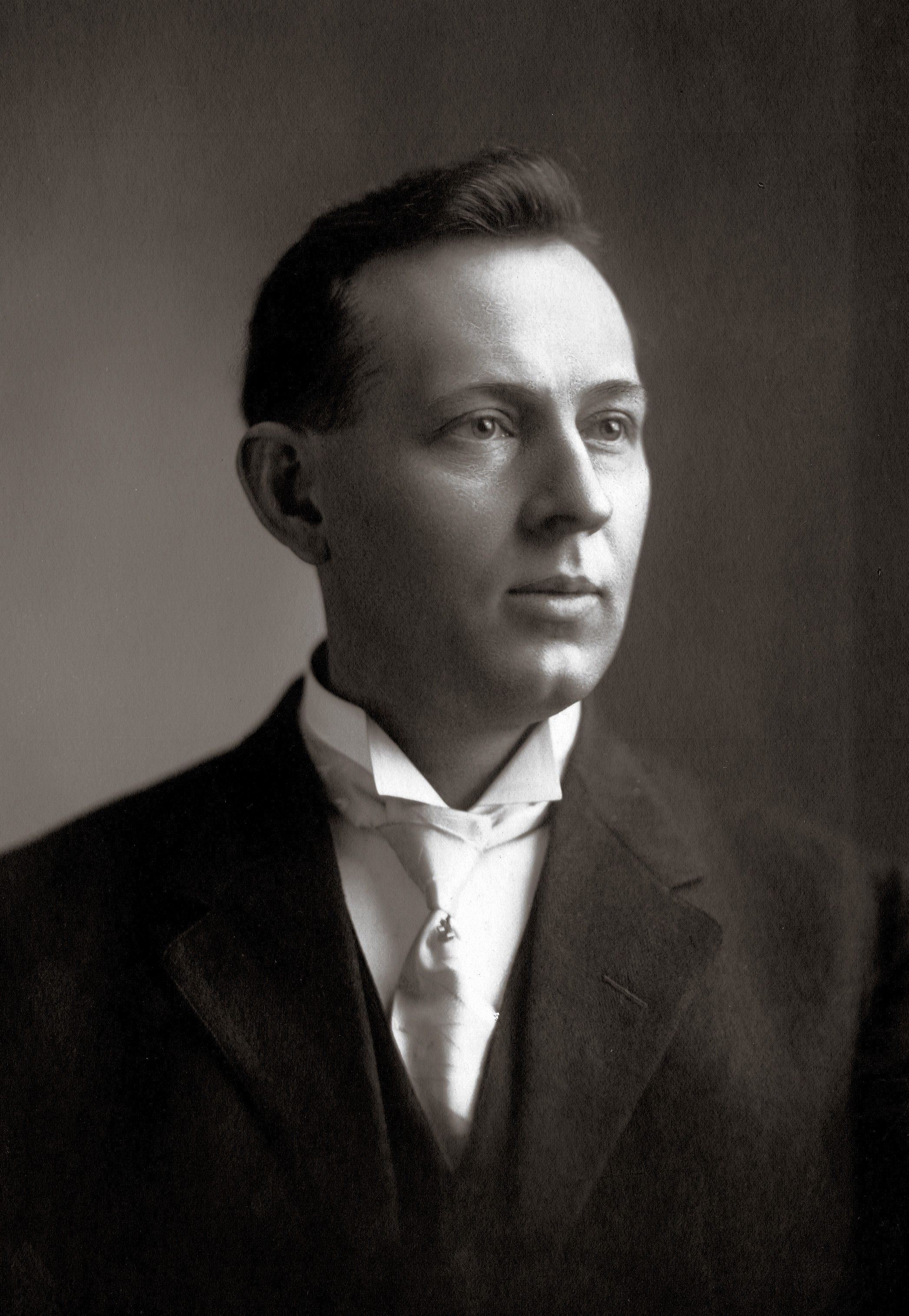 Elder Joseph Fielding Smith shortly after being ordained an Apostle in 1910. Teachings of Presidents of the Church: Joseph Fielding Smith (2013), 262