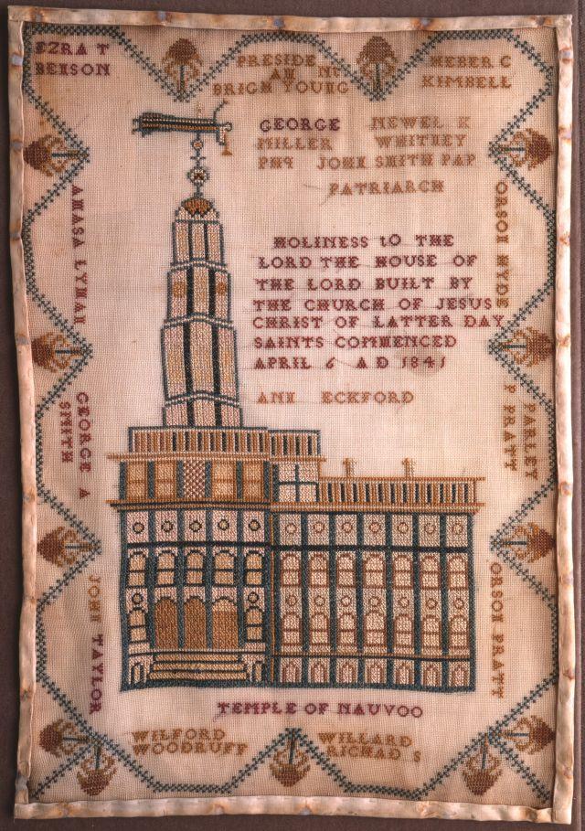 Nauvoo Temple Sampler