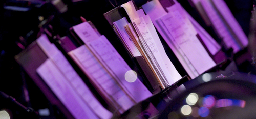 "Cover image for the ""Musical Broadcasts"" collection"