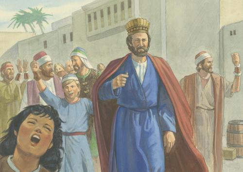 Jaredite king