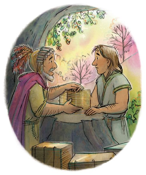 Book of Mormon Stories: Moroni's Special Promise