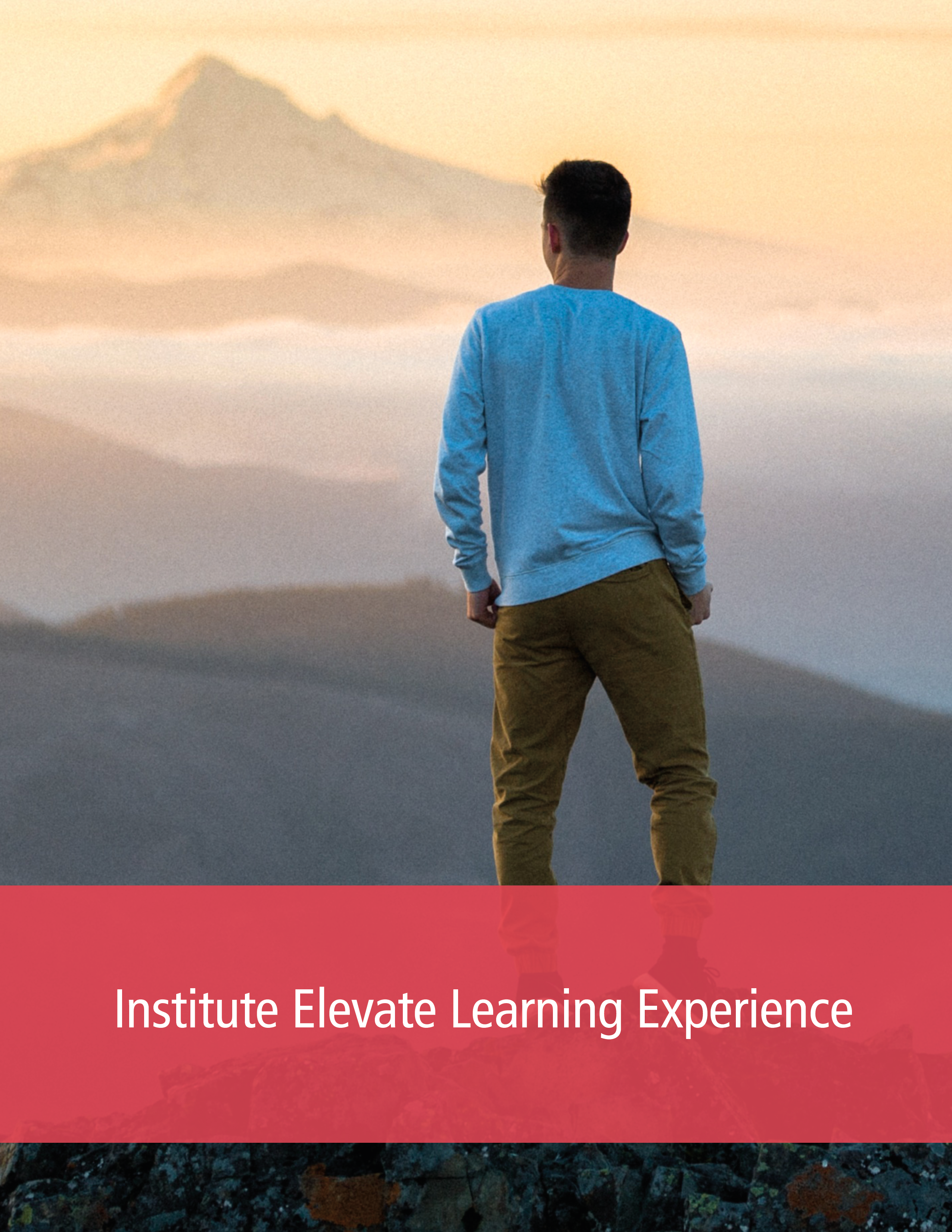 Institute Elevate Learning Experience