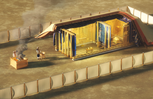 Journey through the Ancient Tabernacle