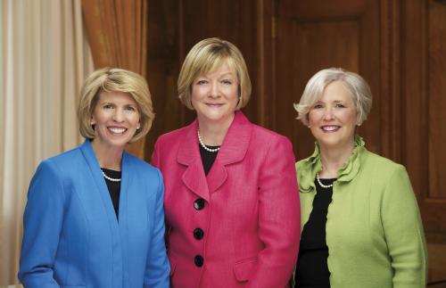Young Women General Presidency. 2013