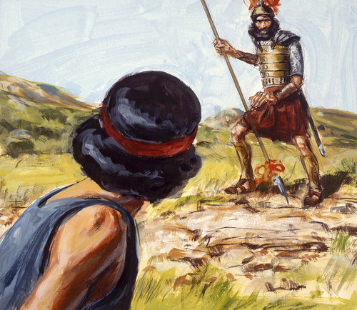 Chapter 28: David and Goliath