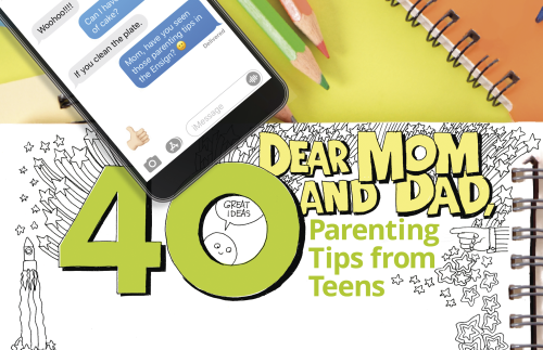 40 Tips for Parents