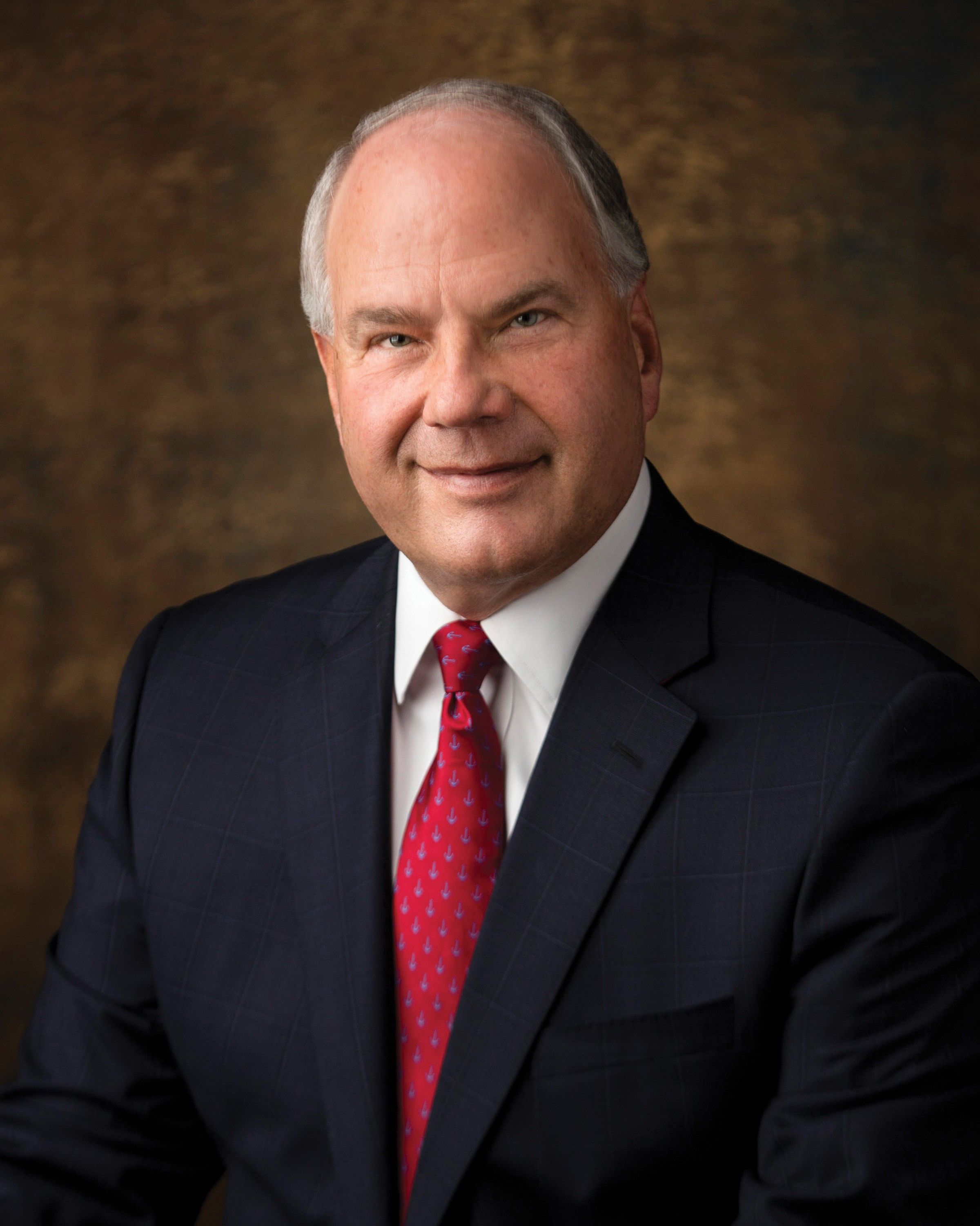 The official portrait of Ronald A. Rasband.
