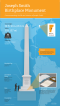Church History Infographic: Joseph Smith Birthplace Monument